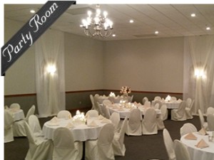 Celina Facility Party Room