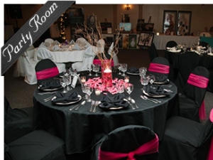 Greenville Facility Party Room