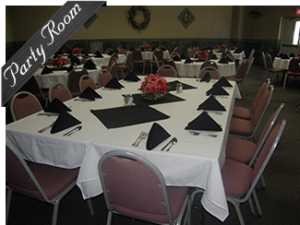 St. Henry Party Room