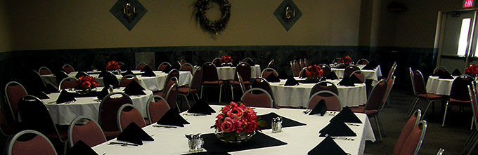 St. Henry Facility Party Room