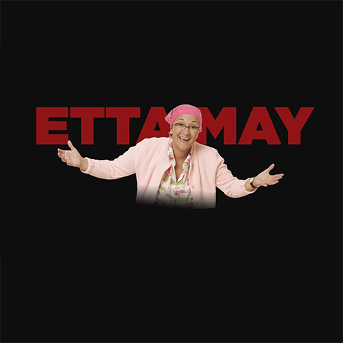 Comedian:  Etta May
